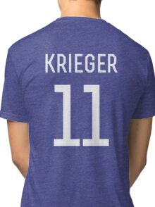 Ali Krieger #11 Tri-blend T-Shirt