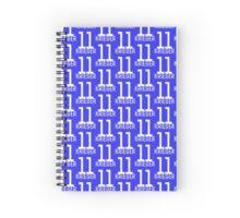 Ali Krieger #11 Spiral Notebook