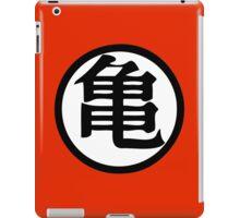Dragonball Z Roshi Kanji iPad Case/Skin