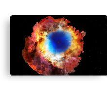 The Eye Of Jupiter  Canvas Print