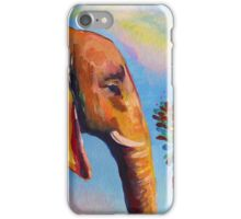 Cute Elephants  iPhone Case/Skin