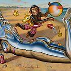 'Monkey on my back' by Shane  Gehlert