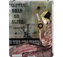 Vash The Stampede iPad Case/Skin