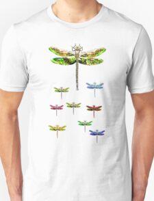dragonfly squadron Unisex T-Shirt