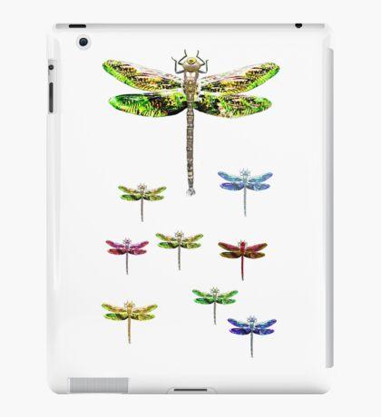 dragonfly squadron iPad Case/Skin
