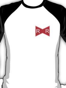 Red Ribbon Army Logo Kanji T-Shirt