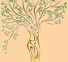 Arbre de vie / Tree of Life by meoise
