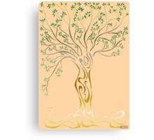 Arbre de vie / Tree of Life Canvas Print