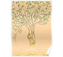 Arbre de vie / Tree of Life Poster
