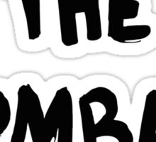 THE WOMBATS Sticker