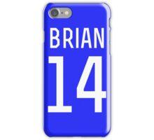 Morgan Brian #14 iPhone Case/Skin