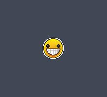 CSGO Pixel Series | Smiley by archanor