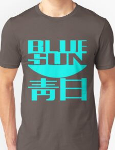 Firefly: Blue Sun for Dark Backgrounds T-Shirt