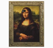 Mona Lisa Time Kids Clothes