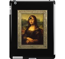 Mona Lisa Time iPad Case/Skin