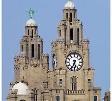 Liver Building by Ben Jones