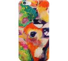 Baby Deer Pink iPhone Case/Skin