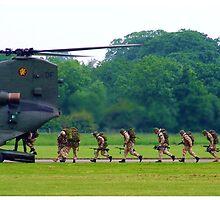 Military by Ben Jones
