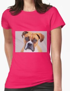 """""""I understand..."""" Womens Fitted T-Shirt"""