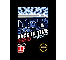Back in Time Photographic Print