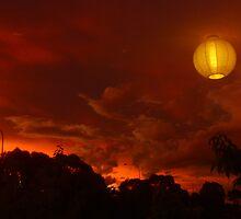 Light In A Red Night #2 - Nov 2010 by tmac