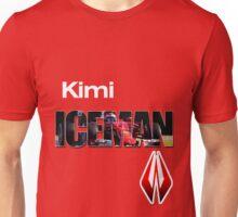 Kimi Raikkonen Iceman Shirt Unisex T-Shirt