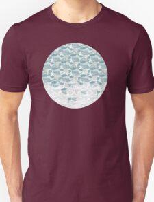 Big blue wave Unisex T-Shirt