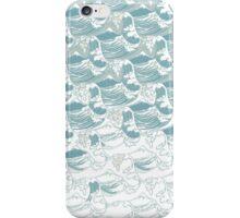 Big blue wave iPhone Case/Skin