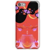 Awe-gust Pantomime iPhone Case/Skin