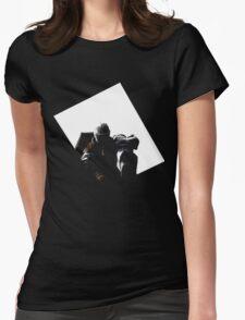 Chosen Undead Womens Fitted T-Shirt