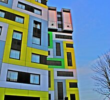 coloured blocks in HDR by lurch