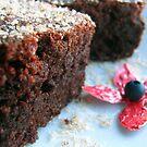 Toffee brownies by Katarina Kuhar