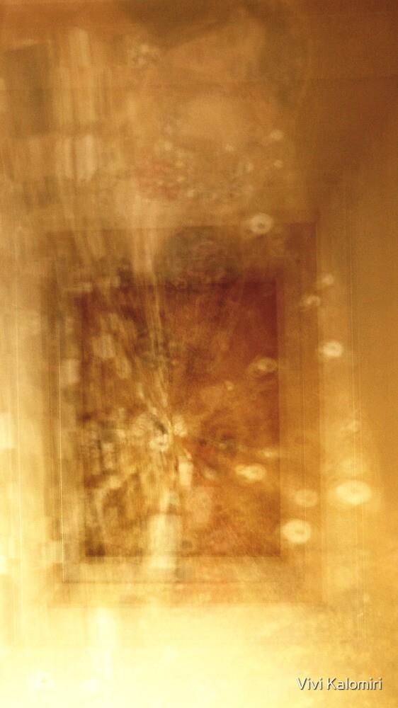 Dreaming of Klimt by Vivi Kalomiri