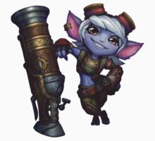 LOL - Tristana the powerfull adc by HDPR