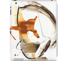 Oil and Water #57 iPad Case/Skin