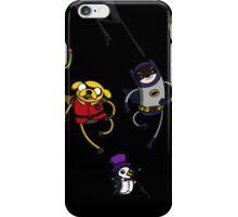 Batfinn and the Dog Wonder iPhone Case/Skin