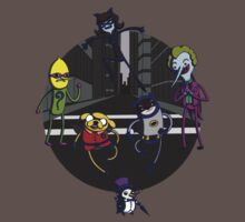 Batfinn and the Dog Wonder T-Shirt