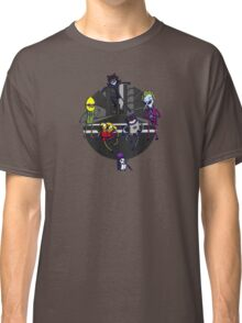 Batfinn and the Dog Wonder Classic T-Shirt