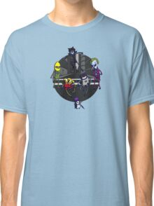 Batfinn and the Dog Wonder Classic T-Shirt