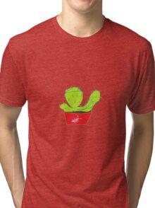 cactus Tri-blend T-Shirt