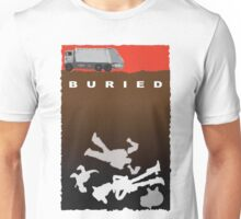 Buried meets Toy story Unisex T-Shirt