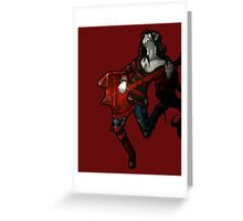Marceline, The Rockin Queen Greeting Card