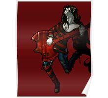 Marceline, The Rockin Queen Poster