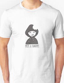 Geek Tee Me: Bite A Hoodie  T-Shirt