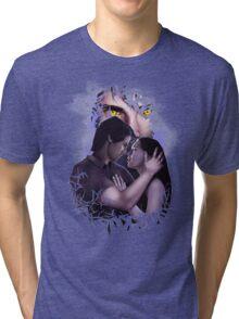 BATB - VinCat Portrait Tri-blend T-Shirt