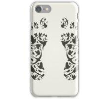 Trace a bird iPhone Case/Skin