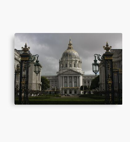 City Hall ~ San Francisco Canvas Print