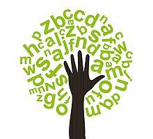 Tree the alphabet by Aleksander1