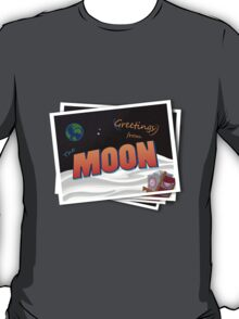 Greetings From The Moon T-Shirt