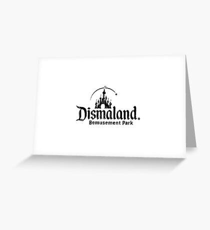 Dismaland - Banksy Greeting Card